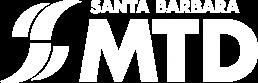 MTD Logo White