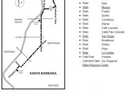 Santa Barbara MTD Booster Services Alpha Resource Center Bus Book Pages Thumbnail Image